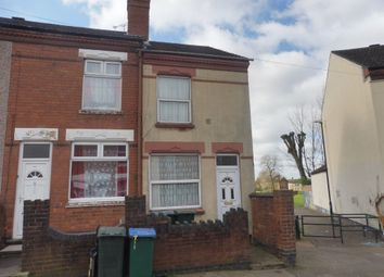 Thumbnail 2 bedroom end terrace house for sale in Augustus Road, Stoke, Coventry