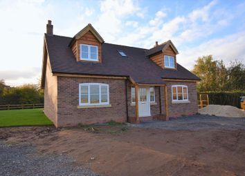 Thumbnail 3 bed detached house for sale in Field Aston, Newport