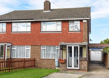 Thumbnail 3 bed semi-detached house for sale in Ardleigh Gardens, Sutton