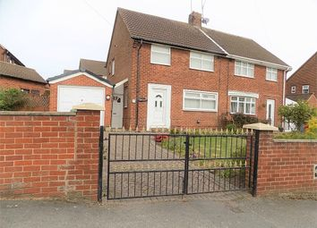 Thumbnail 3 bed semi-detached house to rent in Dryden Dale, Worksop, Nottinghamshire