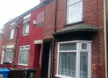Thumbnail 3 bedroom terraced house to rent in Colenso Street, St Georges Road, Hull