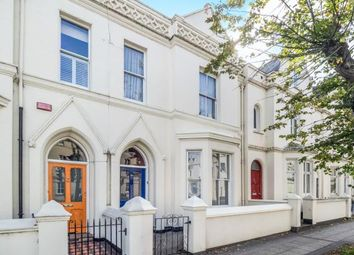 Thumbnail 3 bed terraced house for sale in Clarendon Avenue, Leamington Spa, Warwickshire, England