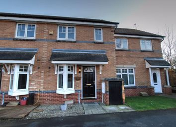 2 bed terraced house for sale in Ingleton Gardens, South Beach Estate, Blyth NE24
