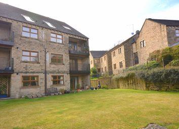 Thumbnail 2 bed flat for sale in Clough Lea, Marsden, Huddersfield