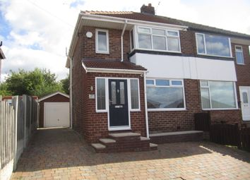 Thumbnail 2 bed semi-detached house to rent in West View Road, Rotherham