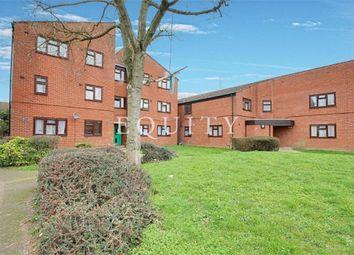 Thumbnail 1 bed flat for sale in Raglan Avenue, Waltham Cross
