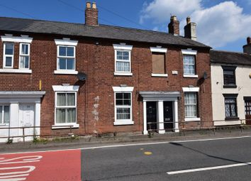 Thumbnail 2 bed terraced house for sale in Holyhead Road, Wellington, Telford