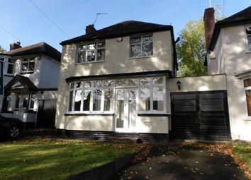 Thumbnail 3 bedroom detached house for sale in Billesley Lane, Moseley, Birmingham, West Midlands