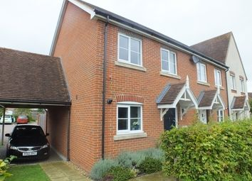 Thumbnail 2 bed terraced house for sale in Goldfinch Crescent, Bracknell, Berkshire