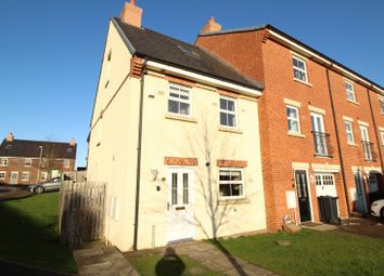 Thumbnail 4 bed end terrace house for sale in Nursery Lane, Darlington, Durham