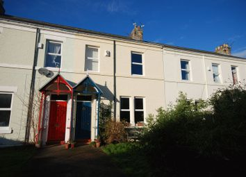 Thumbnail 5 bed terraced house to rent in Woodbine Road, Gosforth, Newcastle Upon Tyne