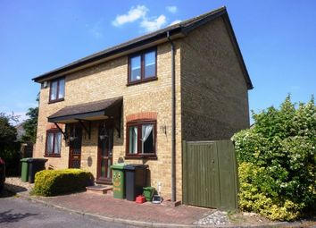 Thumbnail 2 bed semi-detached house to rent in Godwin Close, Epsom