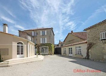 Thumbnail 7 bed property for sale in Chef-Boutonne, Deux-Sèvres, 79110, France
