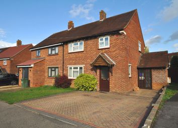 Thumbnail 3 bed semi-detached house for sale in Sheeplands Avenue, Guildford