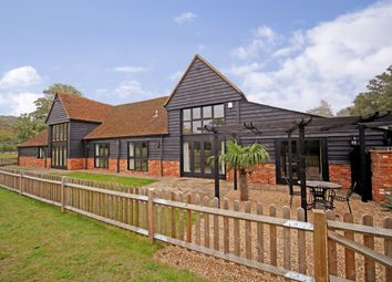 Thumbnail 7 bed barn conversion to rent in Farnham Park Lane, Farnham Royal, Slough