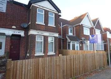 2 bed maisonette to rent in Southampton Road, Eastleigh SO50