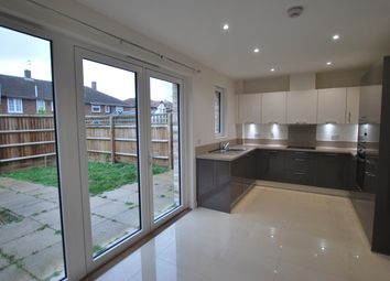Thumbnail 4 bed terraced house to rent in Camborne Road, Edgware