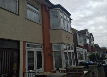 Thumbnail 4 bed terraced house to rent in Charlton Road, Edmonton