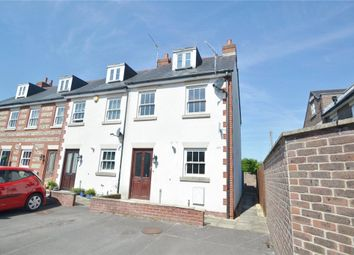 Thumbnail 3 bed end terrace house for sale in Bryanston Mews, Bryanston Street, Blandford Forum, Dorset