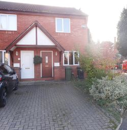 Thumbnail 2 bedroom end terrace house for sale in Watersbridge Gardens, Nuneaton