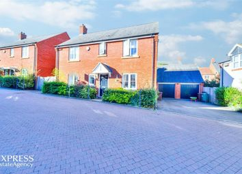 Thumbnail 4 bed detached house for sale in Horsemead Piece, Winslow, Buckingham