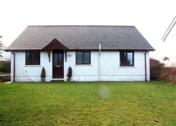 Thumbnail 2 bed detached bungalow for sale in Blaen Treweryll, Blaenffos, Boncath, Pembrokeshire