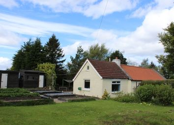 Thumbnail 2 bed detached bungalow for sale in The Sheiling, Clochan, Buckie