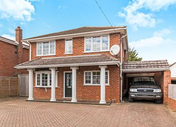 Thumbnail 4 bed detached house for sale in Fiveways, Kempshott, Basingstoke