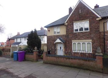 Thumbnail 3 bedroom semi-detached house for sale in Lisburn Lane, Liverpool, Merseyside, England