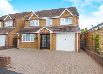 Thumbnail 4 bed detached house for sale in Millers Lane, Stanstead Abbotts, Ware