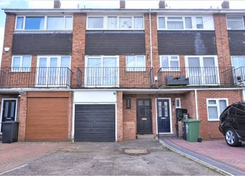Thumbnail 3 bed town house for sale in Stoneleigh Drive, Hoddesdon