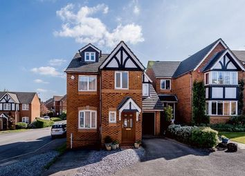 Thumbnail 4 bed detached house for sale in Raphael Close, Shenley