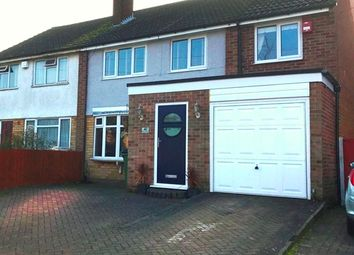 Thumbnail 3 bed semi-detached house for sale in Priory Walk, Leicester Forest East, Leicester