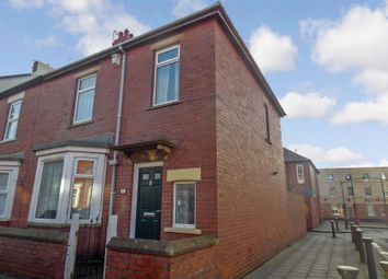 Thumbnail 3 bed terraced house for sale in Sussex Street, Blyth