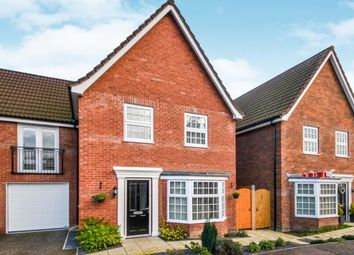 Thumbnail 4 bed link-detached house for sale in Watlington, Norfolk