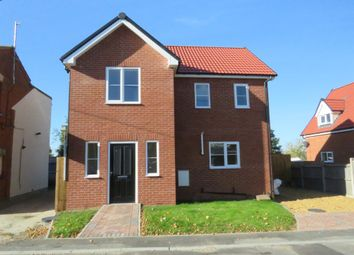 Thumbnail 3 bed detached house for sale in Pattricks Lane, Dovercourt, Harwich