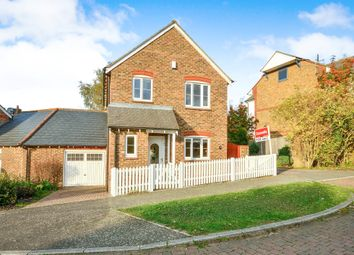 Thumbnail 3 bedroom detached house for sale in Mansfield Drive, Iwade, Sittingbourne