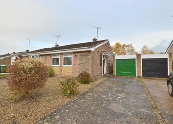 Thumbnail 2 bed semi-detached bungalow for sale in Gilder Road, Bishops Cleeve, Cheltenham