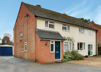 Wigmore Road, Baughurst, Tadley RG26. 3 bed semi-detached house for sale