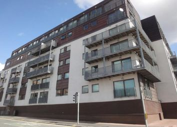 Thumbnail 2 bed flat for sale in Isaac Way, Manchester