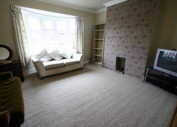Thumbnail 2 bedroom flat to rent in Wych Elm Crescent, High Heaton, Newcastle Upon Tyne