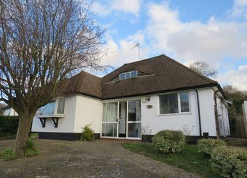 Thumbnail 2 bedroom detached bungalow to rent in Hillside, Banstead