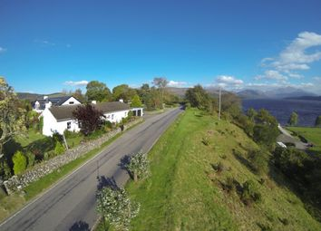Thumbnail 5 bed detached house for sale in Moorcroft & Plot, North Connel, Argyll