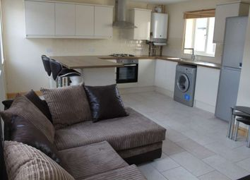 Thumbnail 3 bed flat to rent in Salisbury Road, Cathays, Cardiff