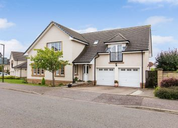 Thumbnail 4 bed detached house for sale in 4 Alderston Gardens, Haddington, East Lothian