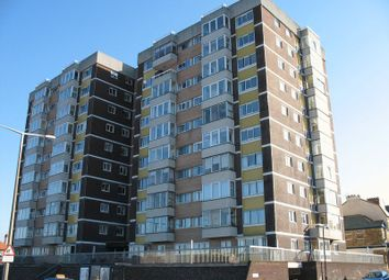 Thumbnail 1 bed flat for sale in Marine Road East, Morecambe