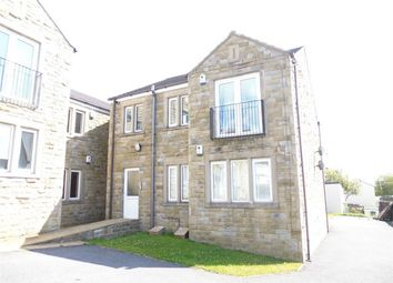 Thumbnail 2 bedroom flat to rent in Deer Hill Court, Red Lane, Meltham, Holmfirth