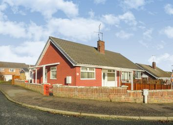 Thumbnail 2 bed semi-detached bungalow for sale in Royston Green, North Walsham