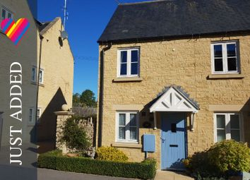 Thumbnail 1 bed end terrace house for sale in Churn Meadows, Cirencester