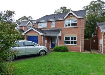 Thumbnail 4 bed detached house to rent in Briton Lodge Close, Moira